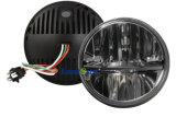 Pares Lantsun 36W faróis redondos baixo H4 elevado H13 do diodo emissor de luz de 7 polegadas para o Wrangler Cj Jk Tj 97-2015 veículos Offroad da motocicleta