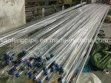 Compras en línea 304 Od19mm x tubo inoxidable soldado Wt1.2mm del tubo de acero