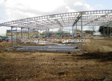 Galvanisierte Rahmen-Halle-Werkstatt für EU mit Cer-Bescheinigung