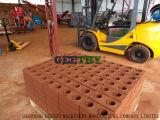 Máquina de fatura de tijolo positiva da argila do mestre 7000 de Eco