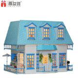 2017 juguete de madera azul moderno Castal