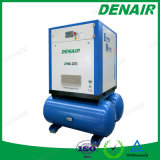 compressor Integrated da máquina do ar 30kw comprimido com o receptor de ar para a pintura de pulverizador