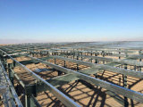 최신 담그기 직류 전기를 통한 강철 구조물