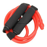 Bande de Résistance de conditionnement physique de la corde élastique du tube de l'exercice YOGA PILATES Workout