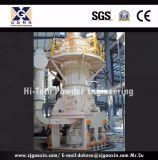 Mulino a cilindri verticale per il carbonato di calcio