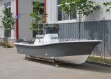 Liyaのガラス繊維の漁船のパンガ刀のボートの出荷のボートの漁船
