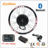 Bluetooth와 TFT Colorful Display를 가진 48V 96V 3000W Electric Bike Kit
