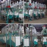 Granulosità di cereale del mais della macchina di macinazione di farina del frumento che fanno laminatoio che elabora smerigliatrice