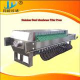 Antiacido fuerte/prensa de filtro cerrada ahuecada álcali de membrana