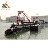 Портативные земснаряд/корабль всасывания двигателя песка для сбывания