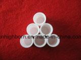 Análise térmica Alumina Cadinho de cerâmica com tampa
