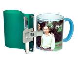 3D mug sublimation du silicone 11oz bride d'enrubannage