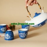 사기그릇 Teaset의 승진 선물