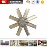 Metal inoxidável de cobre de alumínio da chapa de aço que carimba as peças