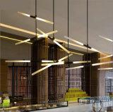 아주 형식 & 새로운 현대 디자인 살아있는 램프 의 호텔 프로젝트 LED 대중음식점을%s 펀던트 샹들리에 점화
