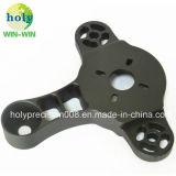 As peças de alumínio de usinagem CNC personalizado no exterior da câmara CCTV