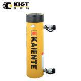 Cylindre hydraulique temporaire de double de qualité pour la grande machine