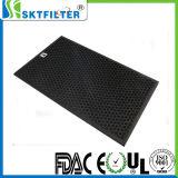 Filtro de aire del carbón activado del panal