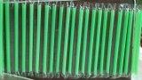 Pajas de beber plásticas disponibles para la haba verde Sha, Ect