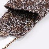 Sacs à main en cuir de femelle d'impression de Lepard de sacs à main d'unité centrale de qualité de sac de femmes à la mode
