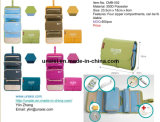 420d'articles de toilette Sac de nylon pour le maquillage cosmétiques Accessoires de rasage