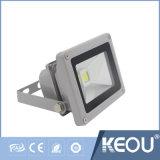 LEDのフラッドライト50WはSMD 6500K 10W 20W 30W 100Wを細くする