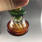4,5 polegadas grossista Bontek Mini-vidro soprado Tubo de água