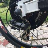 TFT 전시 전기 자전거 3000W를 가진 전기 자전거