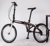 20 Zoll-preiswerte Qualitäts-faltendes Fahrrad-Legierungs-Material
