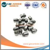 Yg15c, tasti solidi del carburo di tungsteno di Yg20c per estrazione mineraria