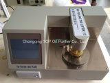 Entièrement automatique Open Cup point éclair de l'huile Instrument d'essai (TPO-3000)