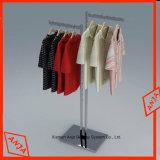 Visualizzazione adatta delle cremagliere/vestiti di visualizzazione di vestiti del negozio all'ingrosso di legno della memoria