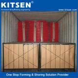 10K fuerte andamio de acceso a las estructuras con el marco estrecho