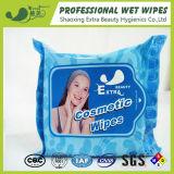 Il trucco bagnato cosmetico dei Wipes di Spunlace rimuove