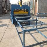 PPGI 강철 단면도 기계 또는 주름을 잡은 지붕 장 기계를 형성하는 루핑에 의하여 윤이 나는 도와 회전