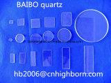 Baiboの高い伝送の正方形の水晶ガラス板