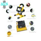 10W 30W 50W аккумулятор Светодиодный прожектор для чрезвычайного положения для использования вне помещений