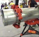 Tubo de 14 pulgadas de corte en frío la máquina cortadora de Squeeze (H14S)