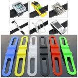 Cycling Bike of silicones Strap Holder Elastic Flashlight Mount bandage