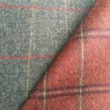 De Britse Stof van de Wol van de Tweed, de Engelse Stof van de Wol, Wollen Stof