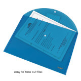 A4/FC прозрачный цвет полипропиленовый мешок для файла документа