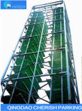 Автоматическая вертикальная поднимаясь стоянка автомобилей Систем-Башни стоянкы автомобилей