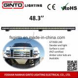 48.3 do '' barra clara do carro do diodo emissor de luz diodo emissor de luz Epistar para a condução de carro na noite (GT3500-240)