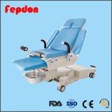 Base elettrica dell'esame di Gynecology con le rotelle