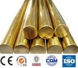 Barra de cobre amarillo redonda de H59 H62 para el uso de Indusitrial