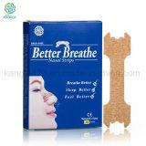 Corrección nasal de la alta calidad de la fábrica nasal anti de las tiras que ronca