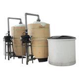 Suavizador de intercambio iónico de la resina del flujo grande para el agua de la caldera