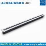 Tiefbau-LED Beleuchtung der Ce&RoHS Landschaftsbeleuchtung-36W RGB