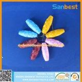 De Draad van de Spoelen van de cocon in Verschillende Kleuren voor de Machines van het Borduurwerk Schiffli en het Watteren Machines