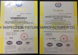 Toyota를 High Accuracy&CMM Measuring Accessibility와 Fixture /Jig/Gauge 검사